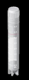 Криопробирки 4,0 мл, Expell, с градуировкой до 3.5 мл, стерильные, CAPP