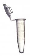 Пробирки микроцентрифужные Expell 0.5 мл, градуированные до 0.6 мл,  тонкостенные, с плоскими крышками