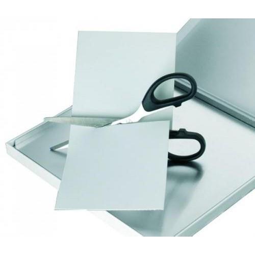 Пластины для ВЭTСХ на основе целлюлозы, на алюминиевой подложке (20x20 см)