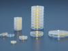 Чашки Петри культуральные, d= 60 мм, рабочая поверхность 22,1 см2, PS, стерильные