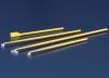 Скребок, длина 240 мм, ширина 13 мм, РР/РЕ, стерильный